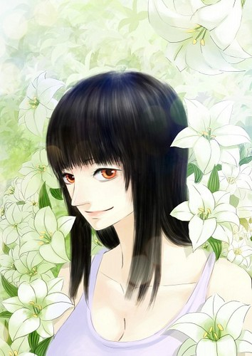 Nico Robin fond d'écran possibly with a portrait titled ♥˚Nico Robin˚ღ