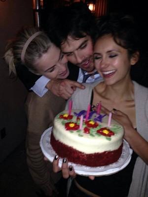 Nina's 25th Birthday