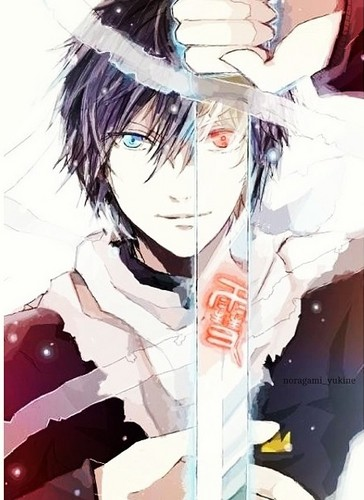 Yato and Yukine - noragami Fan Art