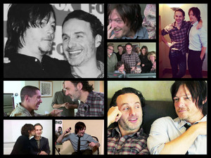 Norman and Andy xx