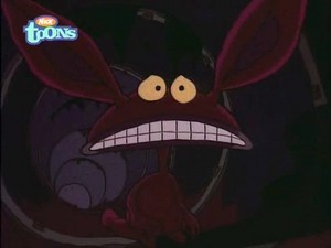 Ickis - Aaahh!!! Real Monsters