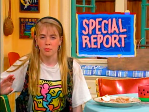 Clarissa explains it all - Special ripoti