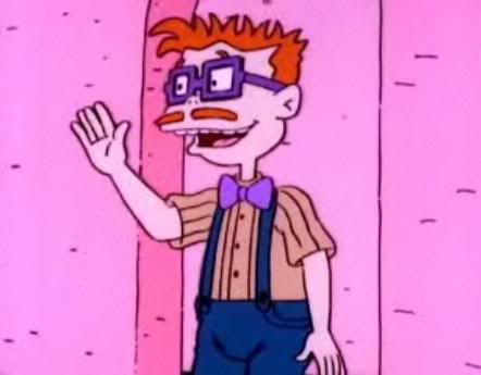 Old School Nickelodeon wallpaper possibly containing anime called Charles Finster