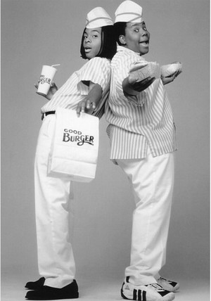 Kenan and Kel - good burger