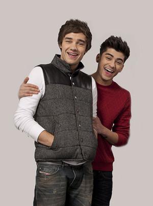 Zayn and Liam ♚