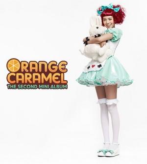 orange caramel - Lizzy