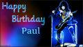 Happy Birthday Paul...January 20, 1952