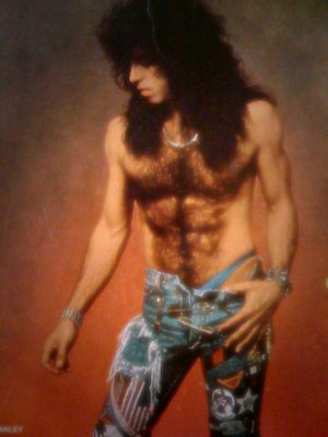 Paul Stanley Sexy