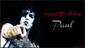 Happy Birthday Paul...January 20, 1952