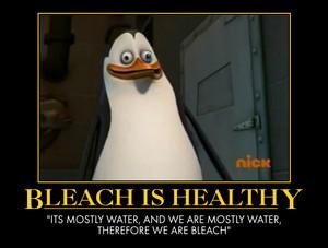 Drink the Bleach!