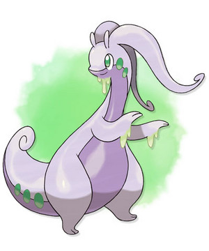 Pokemon X&Y: Goodra
