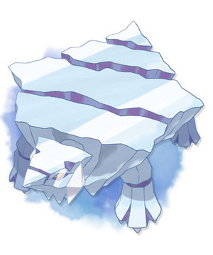 Pokemon X&Y: Avalugg