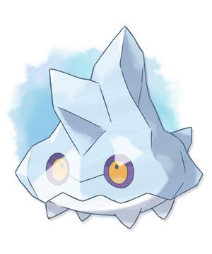 Pokemon X&Y: Bergmite