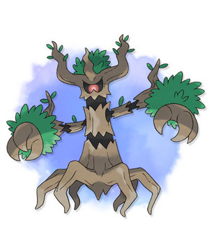 Pokemon X&Y: Trevenant