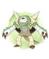 Pokemon X&Y: Chesnaught - pokemon photo