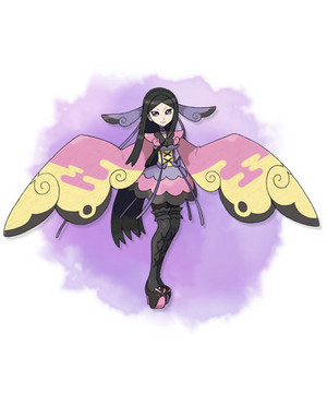 XY Gym Leader Valerie