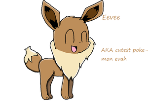 Eevee Drawing
