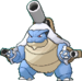 Mega Blastoise - pokemon-x-and-pokemon-y-version icon