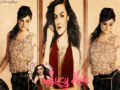 Aria aka Lucy Hale - pretty-little-liars-tv-show wallpaper