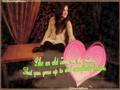 Aria aka Lucy Hale - pretty-little-liars-tv-show wallpaper
