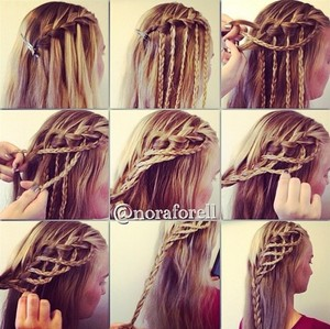 Wow pretty! pag-ibig to have my hair like that