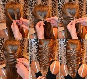 Different kind of plait :D