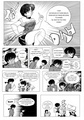 Ranma fan manga - ranma-1-2 fan art