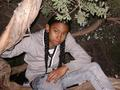 Ray Ray in a tree - ray-ray-mindless-behavior photo