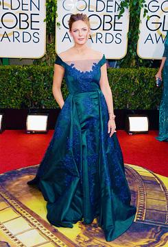 Rebecca Ferguson @ 71st Annual Golden Globe Awards