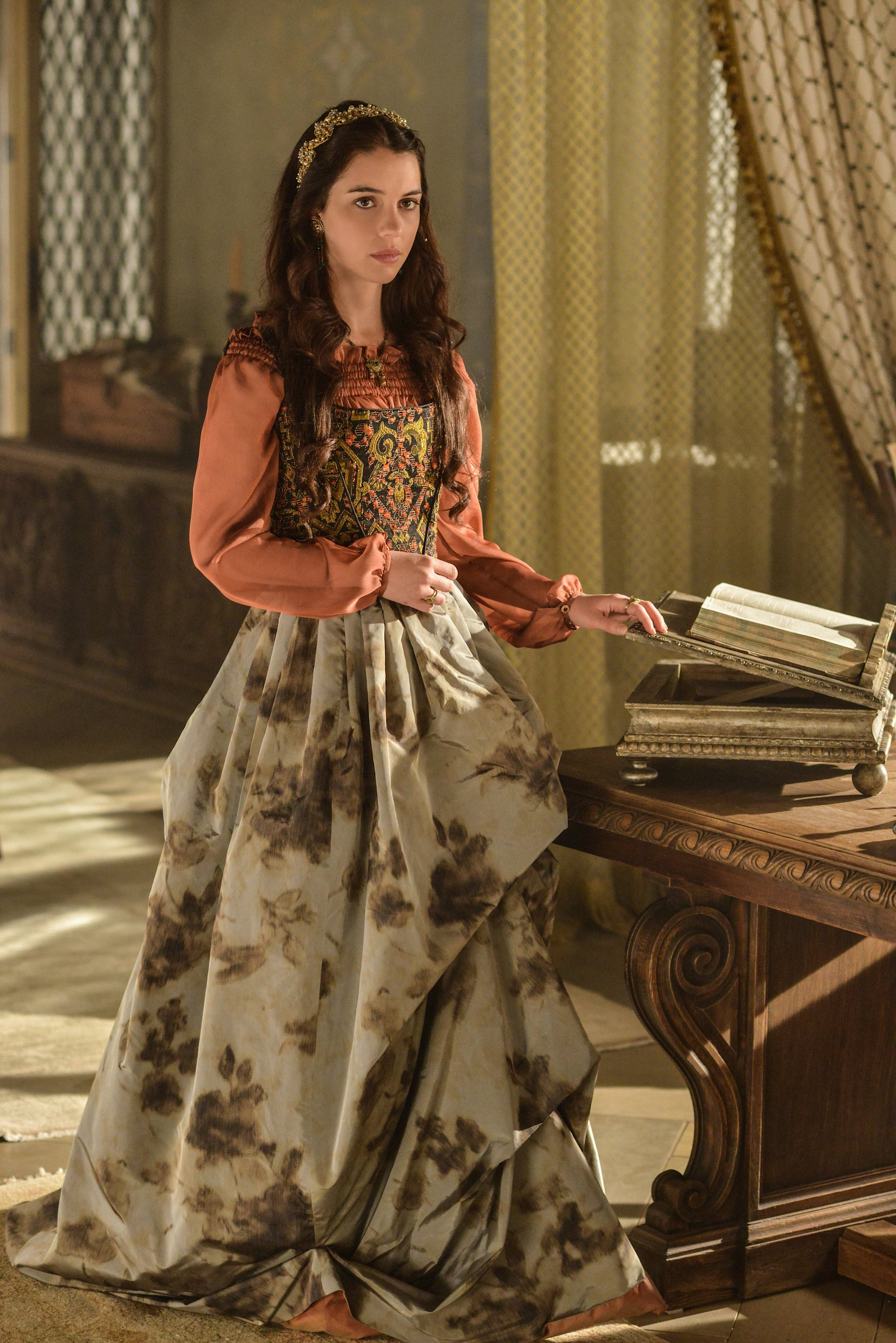 Reign - 1x11 - HQ promotional 照片