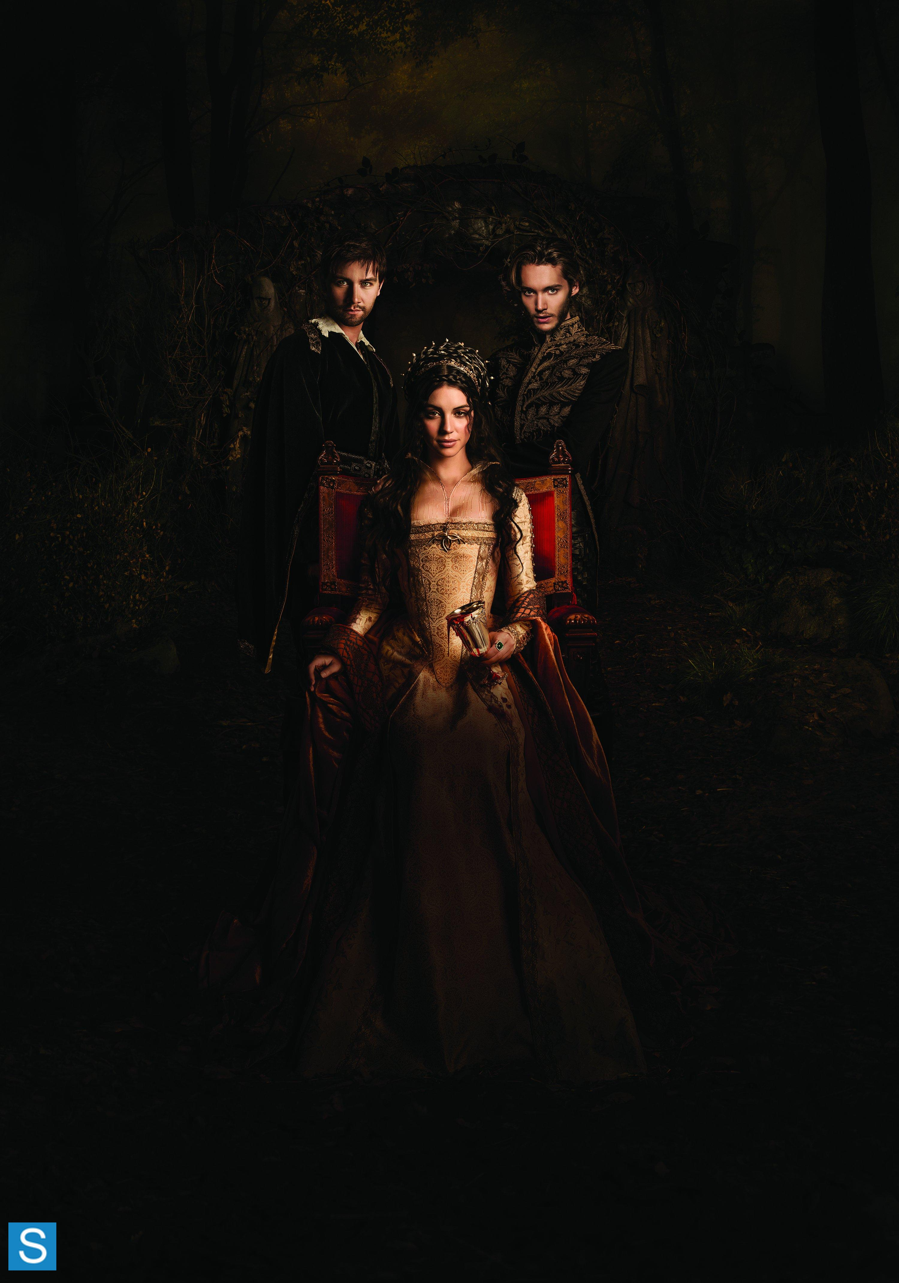 Reign - Season 1 - Additional Cast Promotional mga litrato
