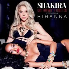 Rihanna Shakira