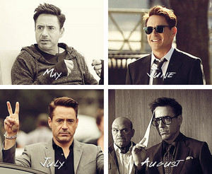 Robert Downey Jr. - A 년 in review (2013)