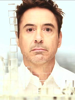 Robert Downey Jr, on Fortune Magazine - January 2014
