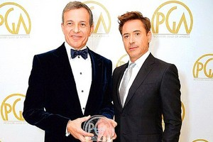 Robert Downey Jr | Producers Guild Awards