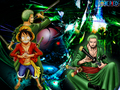 ˚Zoro☠Luffy˚ - roronoa-zoro wallpaper