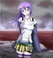 Mizore normal look - rosario-vampire photo