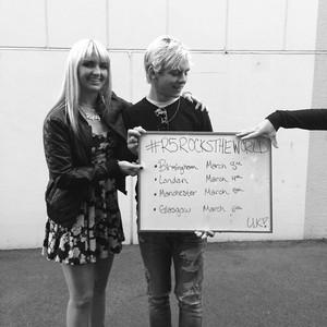 Ross's Instgram