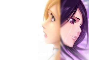 *Orihime/Rukia*
