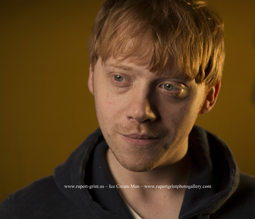 Rupert Grint wallpaper containing a portrait called  THE GUARDIAN PHOTOSHOOT BY RICHARD SAKER