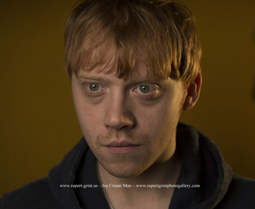 Rupert Grint wallpaper possibly with a portrait entitled  THE GUARDIAN PHOTOSHOOT BY RICHARD SAKER