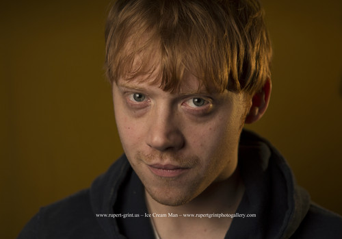 Rupert Grint wallpaper possibly containing a portrait entitled  THE GUARDIAN PHOTOSHOOT BY RICHARD SAKER