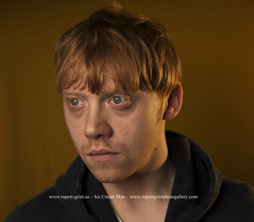 Rupert Grint wallpaper possibly with a portrait titled THE GUARDIAN PHOTOSHOOT da RICHARD SAKER