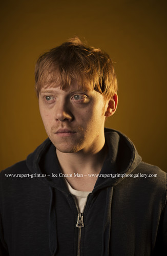 Rupert Grint wallpaper possibly with a portrait titled  THE GUARDIAN PHOTOSHOOT BY RICHARD SAKER
