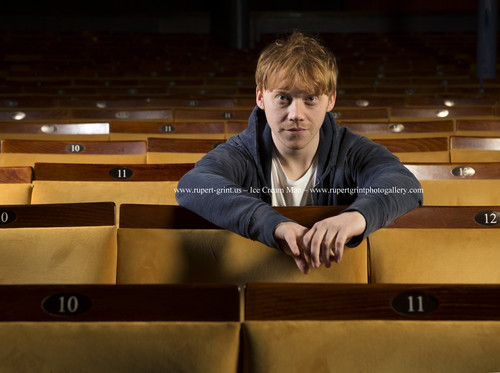 Rupert Grint wallpaper titled THE GUARDIAN PHOTOSHOOT da RICHARD SAKER