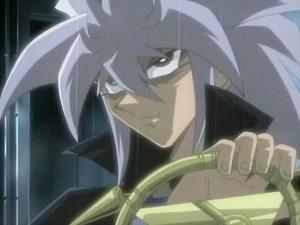 dark bakura....