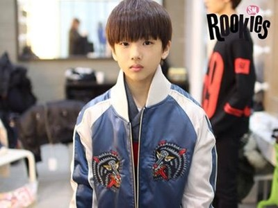 "SM ROOKIES پیپر وال titled SMROOKIES ""JI SUNG"""