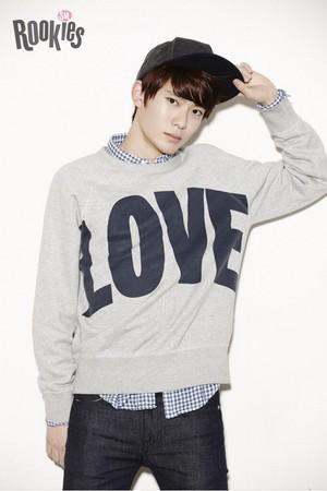 Sm Rookies - Jae Hyun
