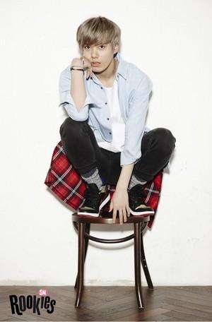 Sm Rookies - Han Sol