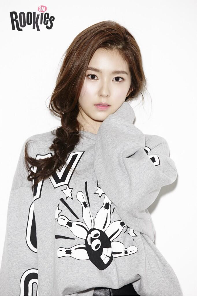 Sm Rookies - Irene